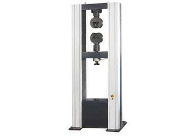 کیفیت خوب آزمایشگاه آزمایشگاه & 200kg ASTM Bolt  Rubber Tensile Test Machines With Tensile Grip حراج