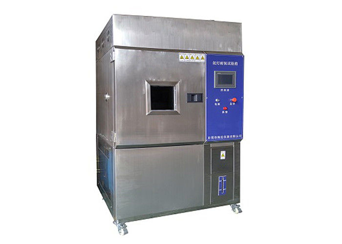 Cold Temperature Adjustable Xenon Lamp Accelerated Aging Test Chamber