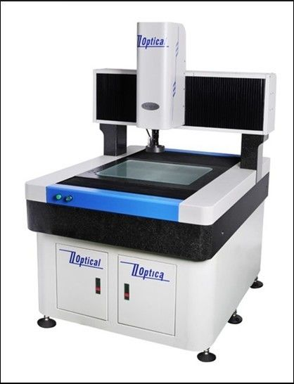Professional 3D Coordinate Optical Measuring Machine for Vision Measurement System