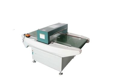 چین High Sensitivity Conveyor Metal Detector For Food Processing , White کارخانه