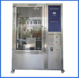 IPX1 / IPX2 Water Drip Test Chamber IP Testing Equipment with Transparent Window
