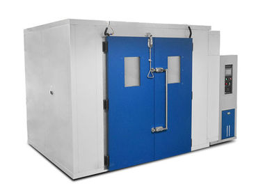ISO certificated 1000L Professional Walk In Temperature Humidity Environmental Test Chamber