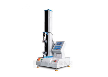 چین Electronic Single Column Machine Tape Peel Material Tensile Testing Equipment کارخانه